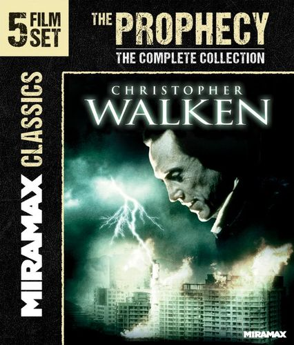The Prophecy: The Complete Collection [2 Discs] [Blu-ray] 8731638