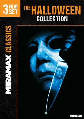 The Halloween Collection [3 Discs] [DVD] 8731665