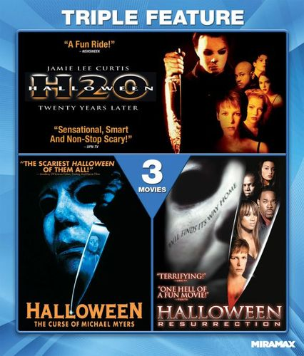 The Halloween Collection [Blu-ray] 8731747