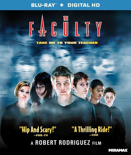 The Faculty [Blu-ray] [1998] 8731756