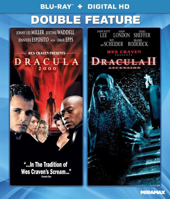 Wes Craven Presents: Dracula 2000/Dracula II: Ascension [Blu-ray] 8731774