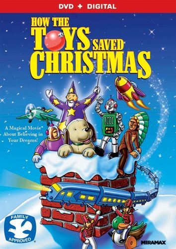 How the Toys Saved Christmas [DVD] [1997]