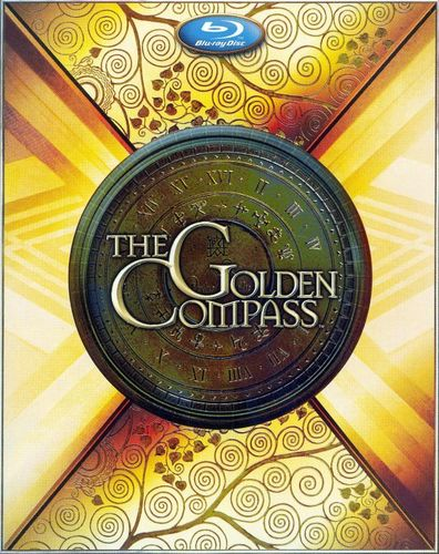 The Golden Compass [2 Discs] [Blu-ray] [2007] 8734382