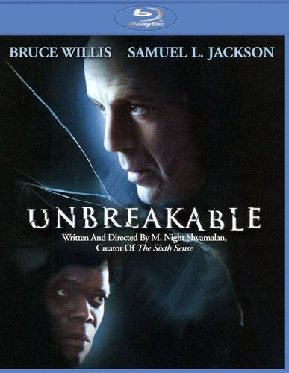 Unbreakable [Blu-ray] [2000] 8738075