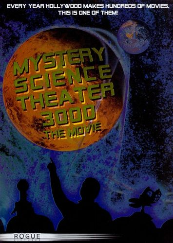 Mystery Science Theater 3000: The Movie [DVD] [1996] 8740874