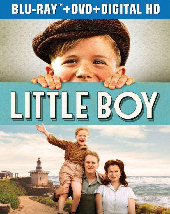 Little Boy [Includes Digital Copy] [UltraViolet] [Blu-ray/DVD] [2 Discs] [2015] 8747124
