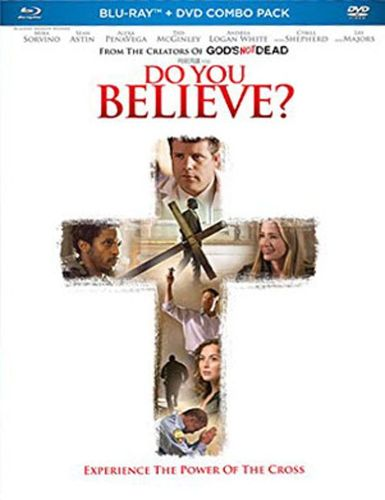 Do You Believe? [Blu-ray] [2015] 8747133
