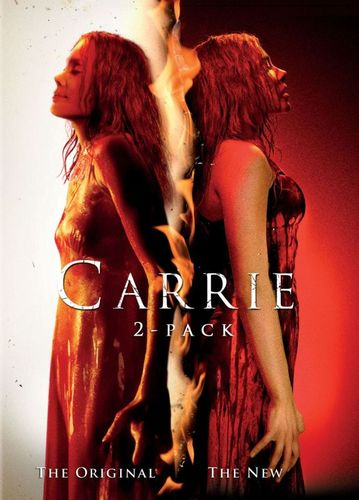 Carrie 2-Pack: The Original/The New [2 Discs] [DVD] 8752328
