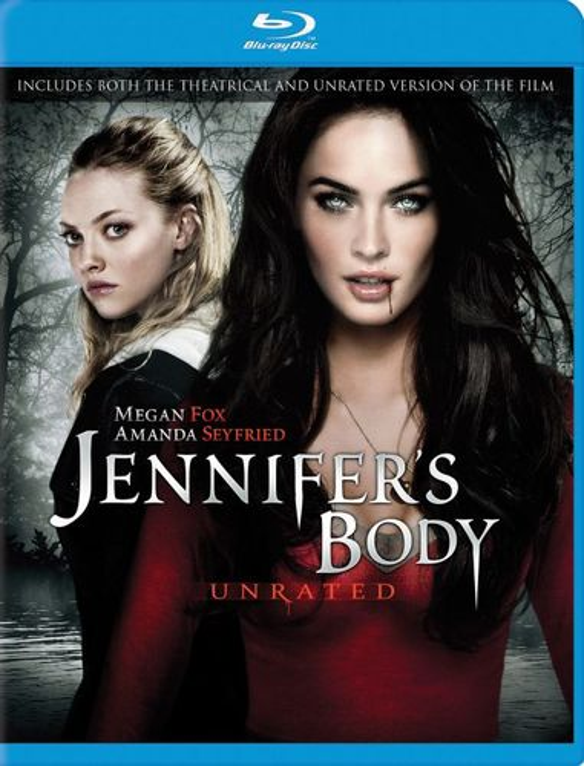 Jennifer's Body [Blu-ray] [2009] 8752364