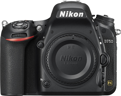 Nikon - D750 DSLR Camera (Body Only)