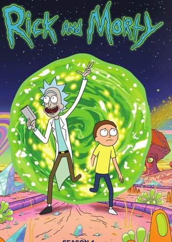 Rick and Morty: The Complete First Season [2 Discs] [DVD] 8754294