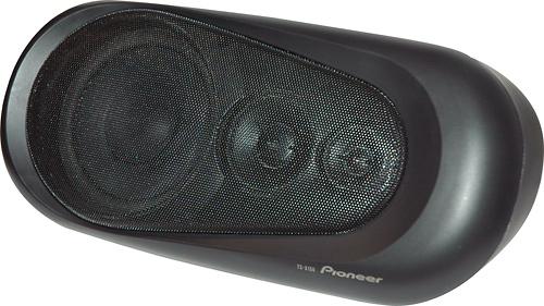 "Pioneer - 5-1/4"" 3-Way Car Speaker with Polypropylene Cone (Each) - Black"