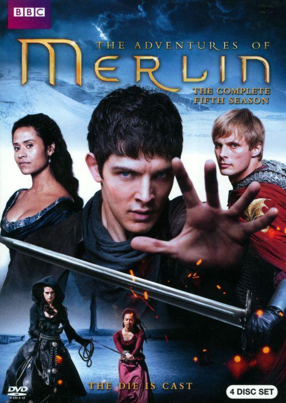 Merlin: The Complete Fifth Season [4 Discs] [DVD] 8762085