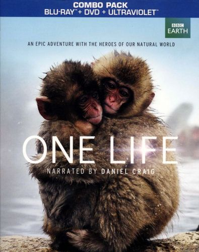 One Life [2 Discs] [Blu-ray/DVD] 8762119