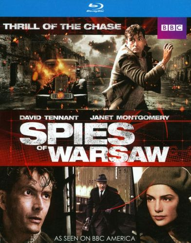 The Spies of Warsaw [Blu-ray] [2012] 8766045