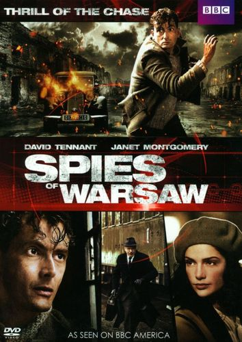 The Spies of Warsaw [DVD] [2012] 8767044