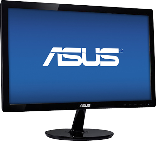 "Asus VS207TP 19.5"" LED HD Monitor Black"