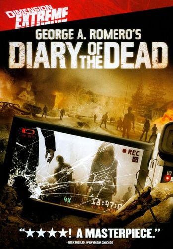 George A. Romero's Diary of the Dead [DVD] [2007] 8772303