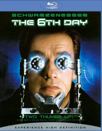 The 6th Day [Blu-ray] [2000] 8772697