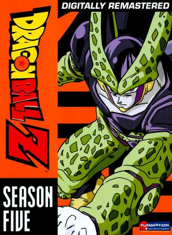 DragonBall Z: 5 Season Set [6 Discs] [DVD] 8776416