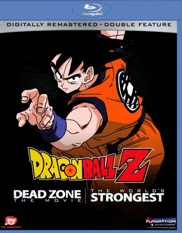 DragonBall Z: Movie 1 & 2 [Blu-ray] 8776434