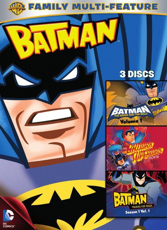 Batman Fun 3-Pack [DVD] 8783011