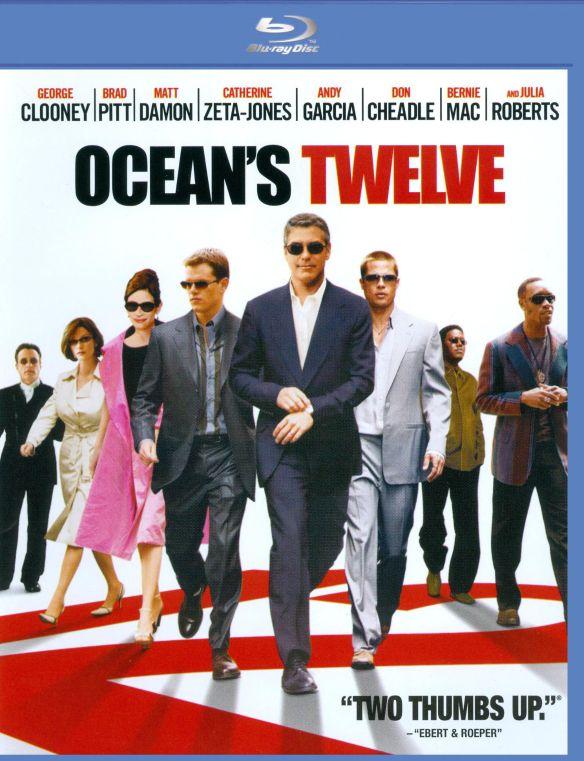 Ocean's Twelve [Blu-ray] [2004] 8783818
