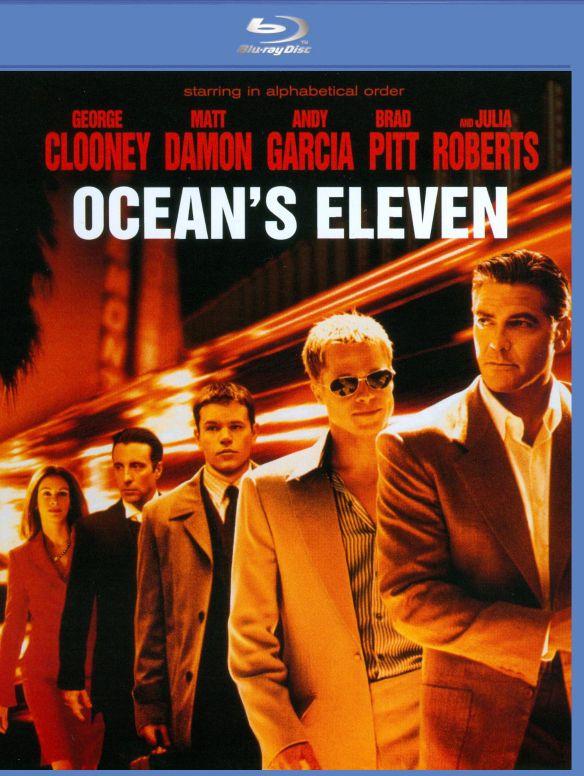 Ocean's Eleven [Blu-ray] [2001] 8783827