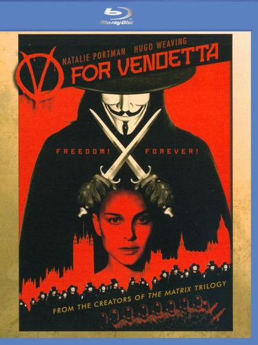 V for Vendetta [Blu-ray] [2006] 8783836