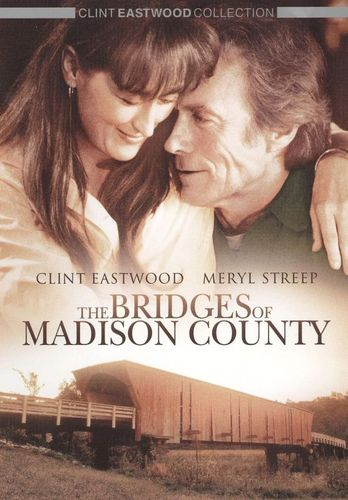 The Bridges of Madison County [DVD] [1995] 8783863