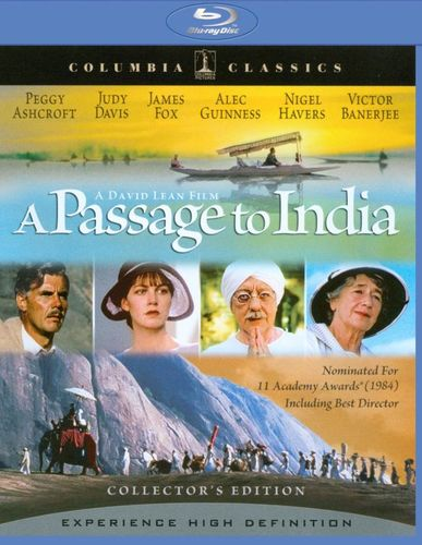 A Passage to India [Blu-ray] [1984] 8786744