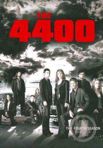 The 4400: The Complete Fourth Season [4 Discs] [DVD] 8787039