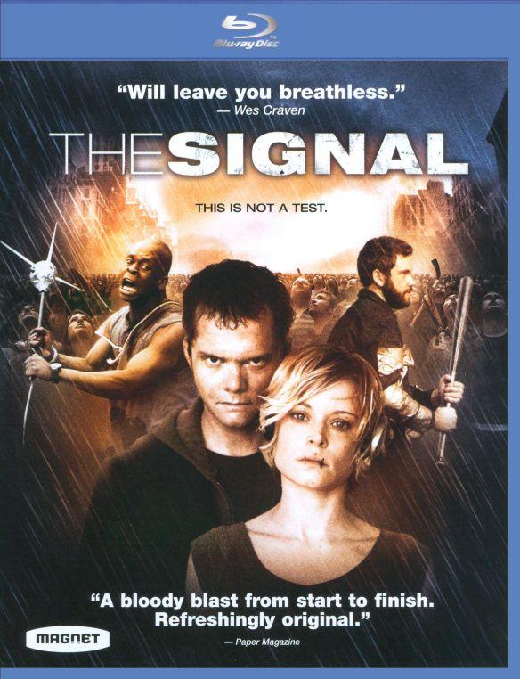 The Signal [Blu-ray] [2007] 8790999