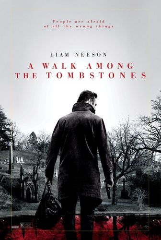 A Walk Among the Tombstones [Blu-ray/DVD] [2014] 8792223