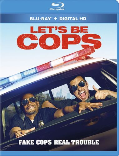 Let's Be Cops [Includes Digital Copy] [Ultraviolet] [Blu-ray] [2014] 8792278