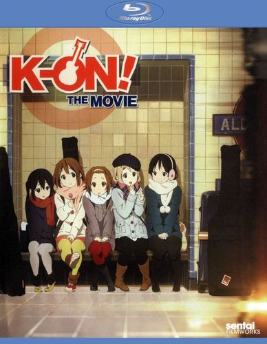 K-On!: The Movie [Blu-ray] [2011] 8797248