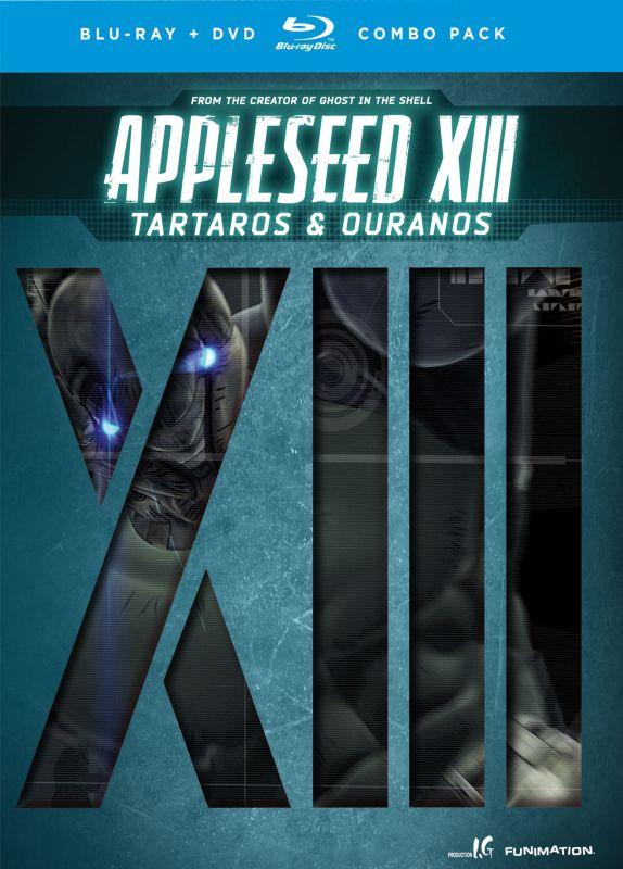 Appleseed XIII: Tartaros & Ouranos [3 Discs] [Blu-ray/DVD] 8797305