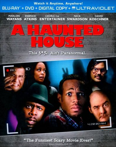 A Haunted House [Includes Digital Copy] [UltraViolet] [Blu-ray/DVD] [2013] 8798186