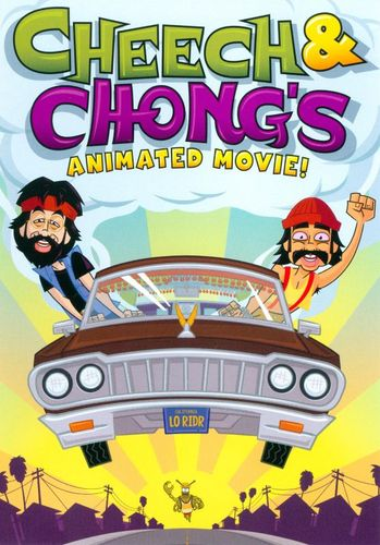Cheech and Chong's Animated Movie! [DVD] [2012] 8801445