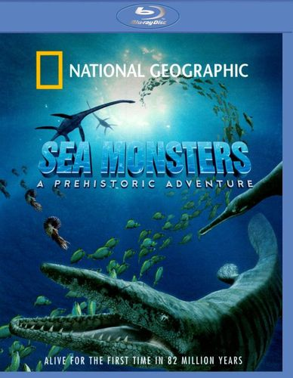 Sea Monsters: A Prehistoric Adventure [Blu-ray] [2007] 8801718
