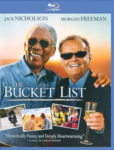 The Bucket List [Blu-ray] [2007] 8801736