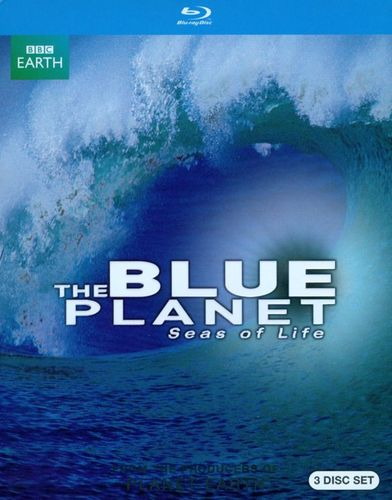 The Blue Planet: Seas of Life [3 Discs] [Blu-ray] 8801985