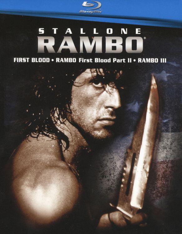 Rambo 1-3 [Blu-ray] 8803841