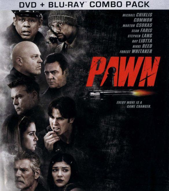 Pawn [2 Discs] [Blu-ray/DVD] [2013] 8808448