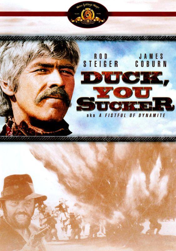 Duck, You Sucker aka A Fistful of Dynamite [DVD] [1972] 8808935