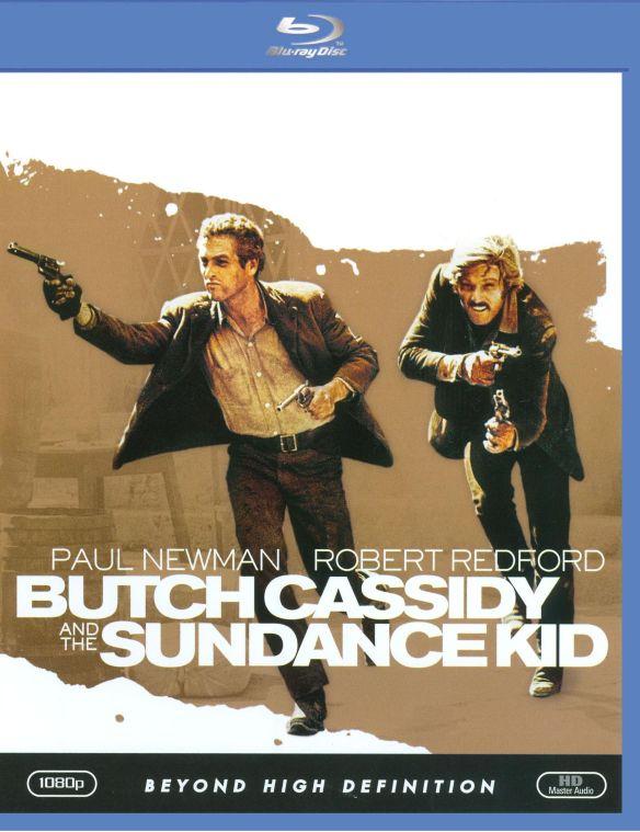 Butch Cassidy and the Sundance Kid [Blu-ray] [1969] 8809113