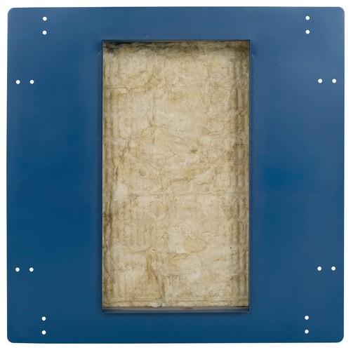"SpeakerCraft - SE1612 6"" Round In-Wall Speaker Enclosure - Blue"