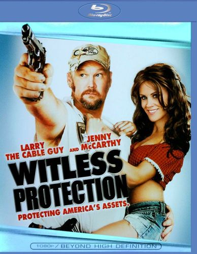 Witless Protection [Blu-ray] [2008] 8809916