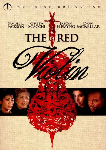 The Red Violin [Meridian Collection] [DVD] [1998] 8809934