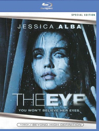 The Eye [Blu-ray] [2 Discs] [Includes Digital Copy] [2008] 8809952